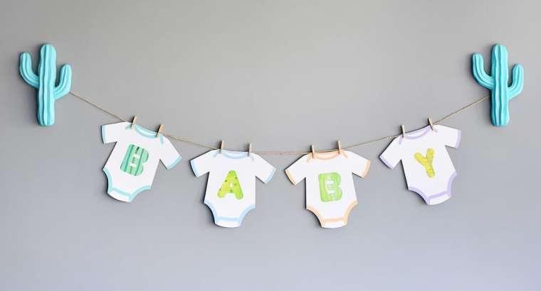 Regalos para sorprender en un baby shower