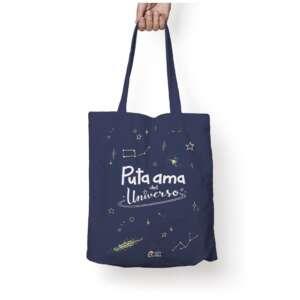 Bolsa Tela Puta ama del Universo